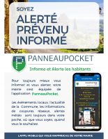 Flyer PanneauPocket